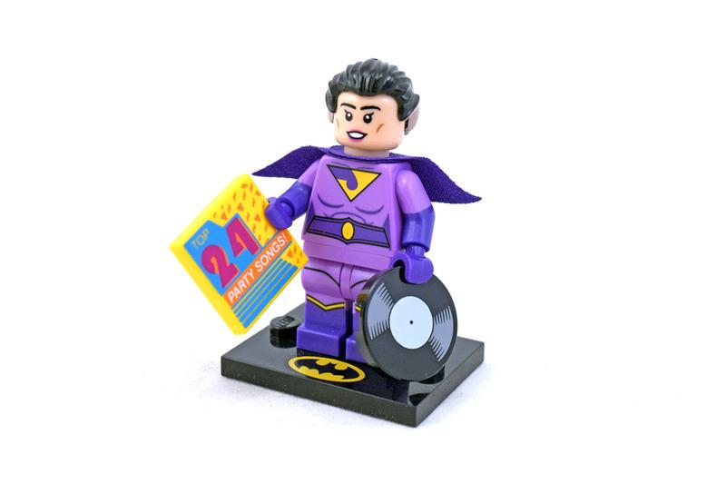 Wonder Twin Jayna - LEGO set #71020-13