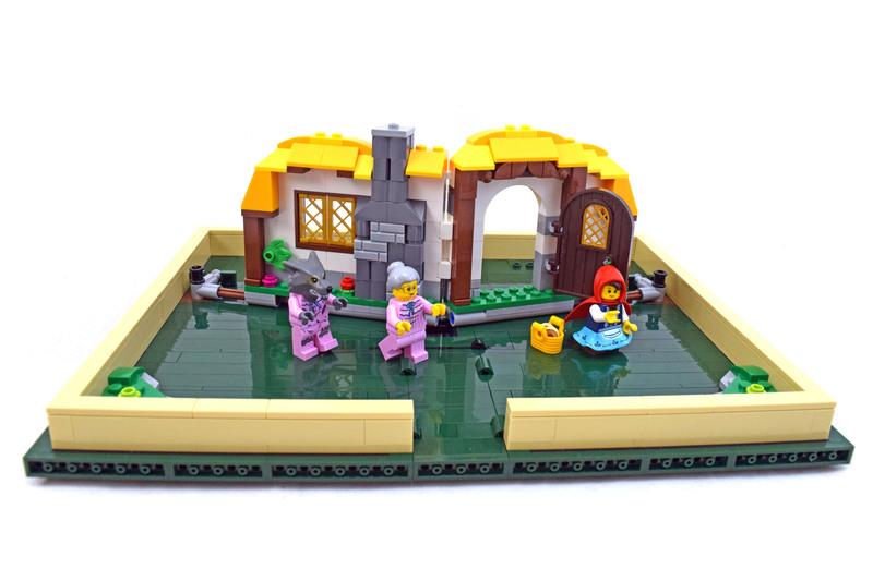 Brick Tales Pop-Up Book - LEGO set #21315-1