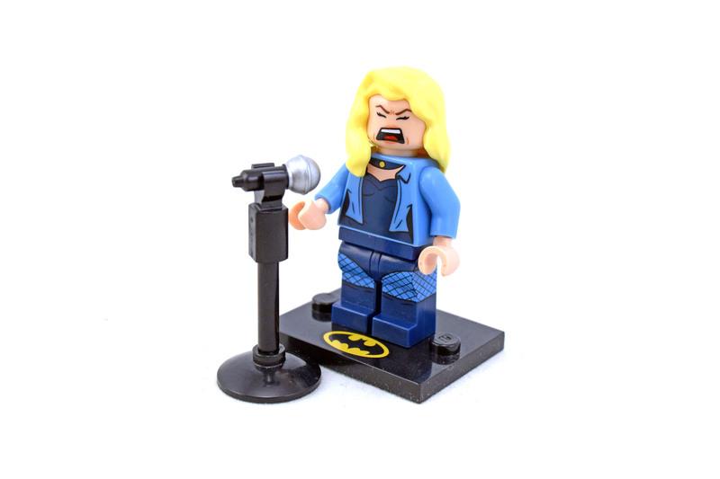 Black Canary - LEGO set #71020-19