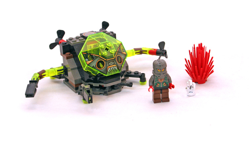 Sea Creeper - LEGO set #6109-1