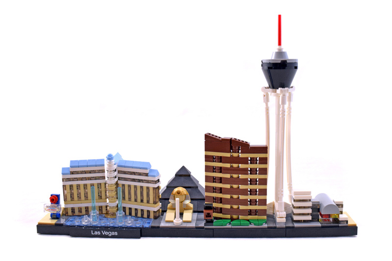 Las Vegas - LEGO set #21047-1