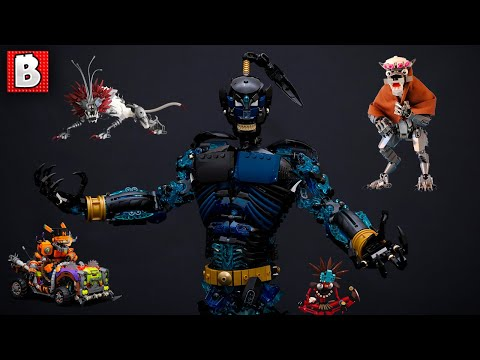 You'll Never Believe This is LEGO | TOP 10 MOCs