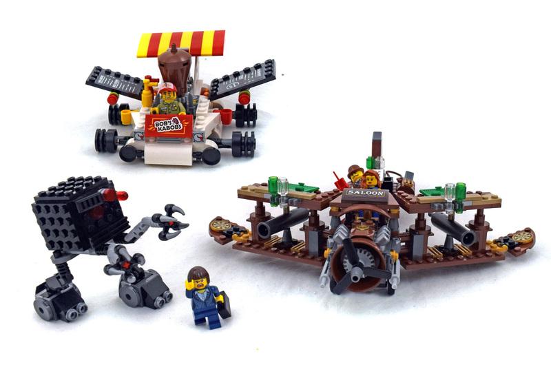 Creative Ambush - LEGO set #70812-1