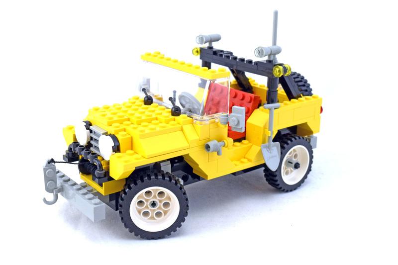 Off-Road 4 x 4 - LEGO set #5510-1