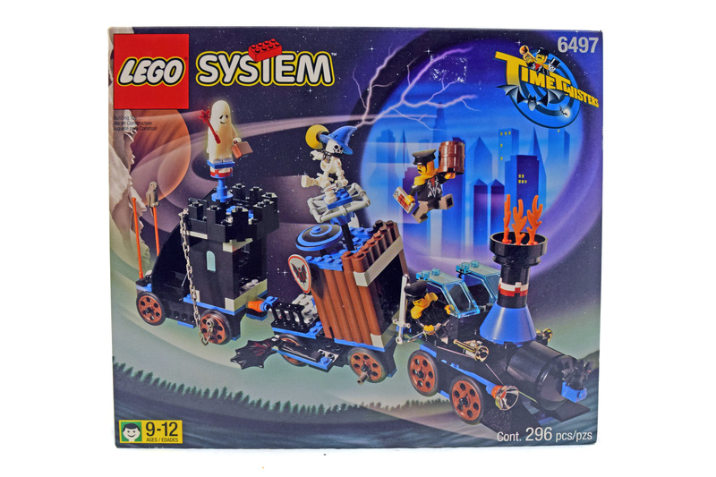 Twisted Time Train - LEGO set #6497-1 (NISB)