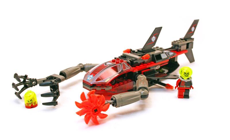 Ogel Sub Shark - LEGO set #4793-1