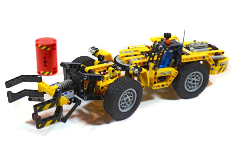 Mine Loader - LEGO set #42049-1