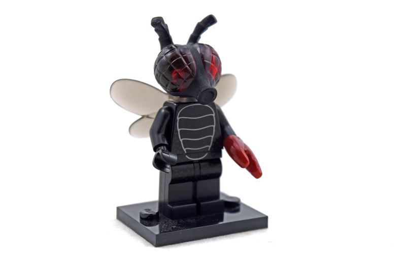 Fly Monster, Series 14 - LEGO set #71010-6