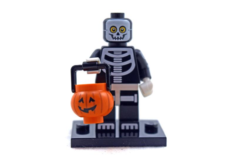 Skeleton Guy, Series 14 - LEGO set #71010-11