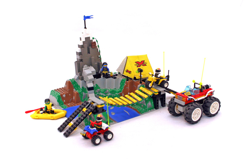 Extreme Team Challenge - LEGO set #6584-1
