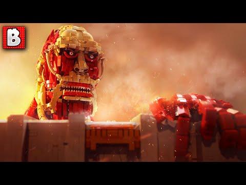 Don't Be Afraid... It's Just LEGO   TOP 10 MOCs