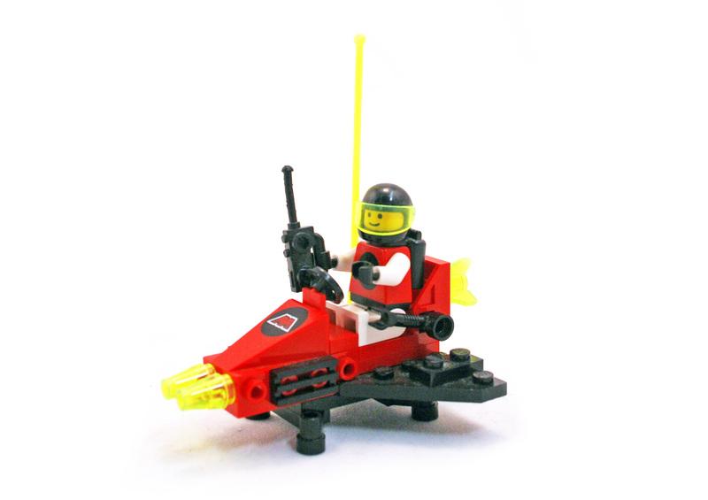 Pulsar Charger - LEGO set #6811-1