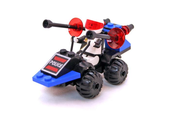 Message Decoder - LEGO set #6831-1