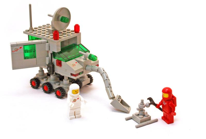Mobile Lab - LEGO set #6901-1