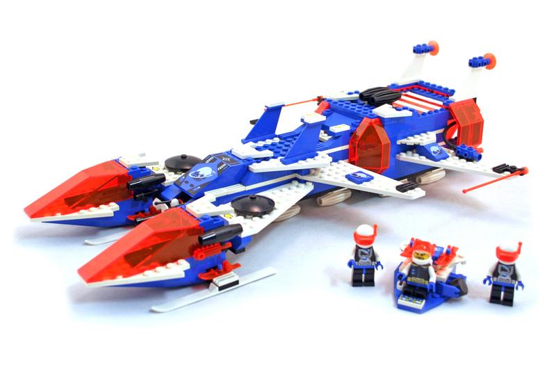 Deep Freeze Defender - LEGO set #6973-1