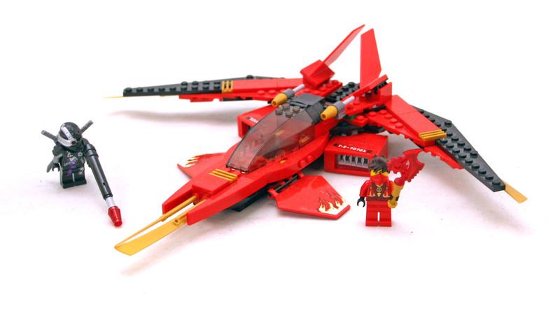 Kai Fighter - LEGO set #70721-1