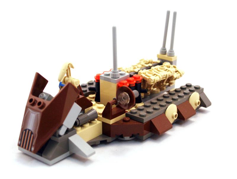 Battle Droid Carrier - LEGO set #7126-1
