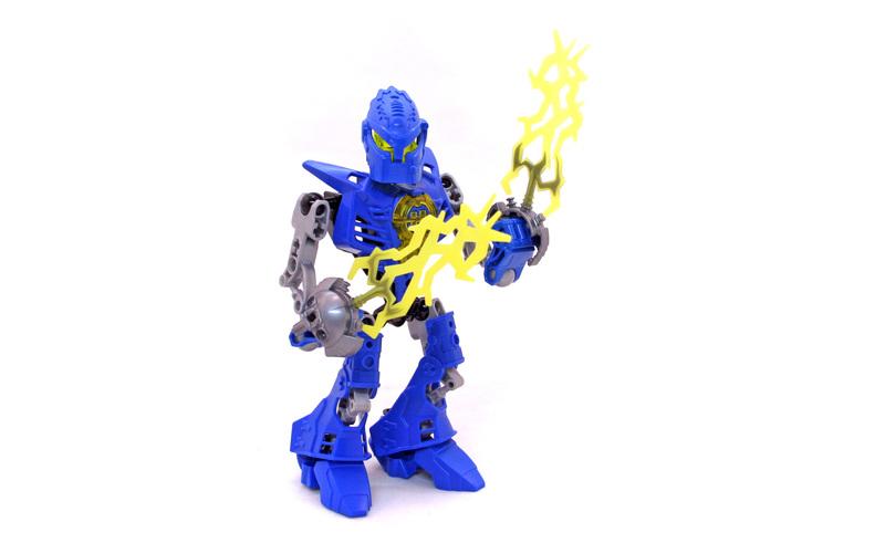 Mark Surge - LEGO set #7169-1