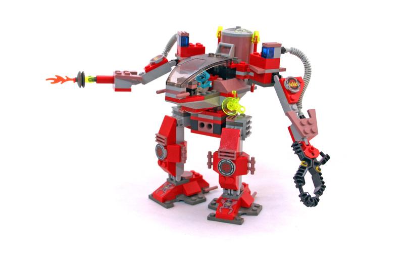 Recon-Mech RP - LEGO set #7314-1