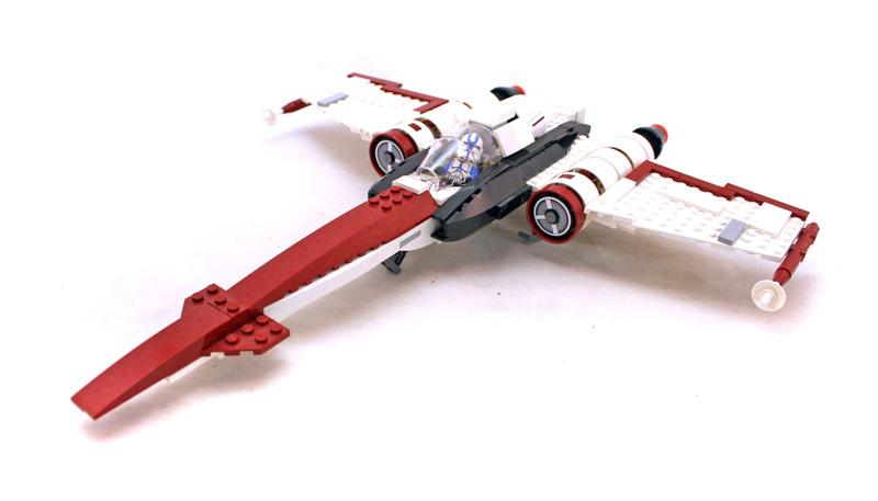 Z-95 Headhunter - LEGO set #75004-1