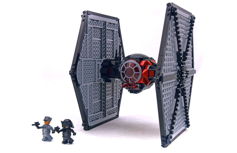 First Order Special Forces TIE Fighter - LEGO set #75101-1