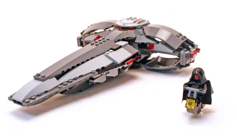 Sith Infiltrator - LEGO set #7663-1