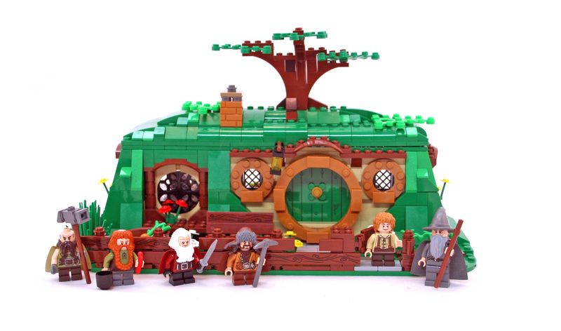 An Unexpected Gathering - LEGO set #79003-1
