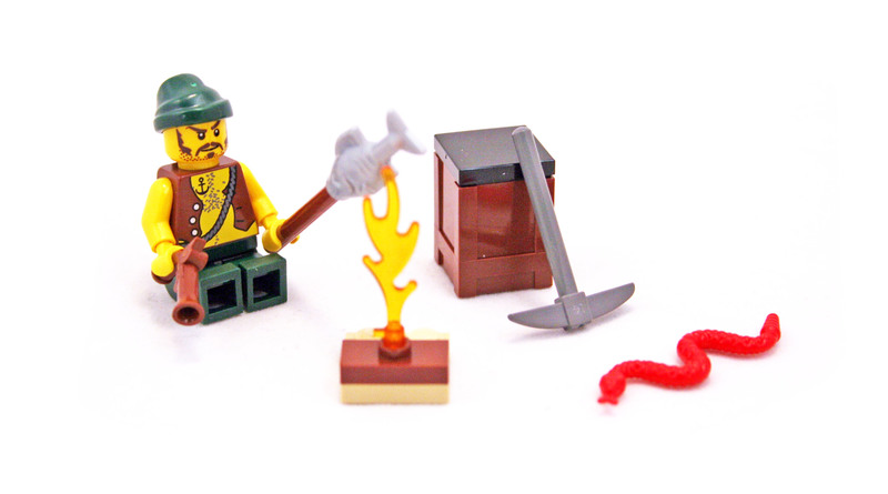 Pirate Survival - LEGO set #8397-1