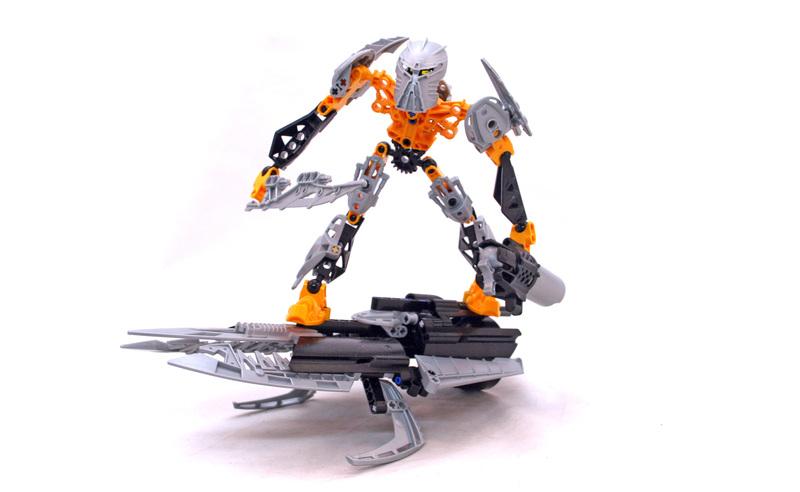 Toa Ignika - LEGO set #8697-1