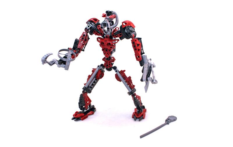 Sidorak - LEGO set #8756-1