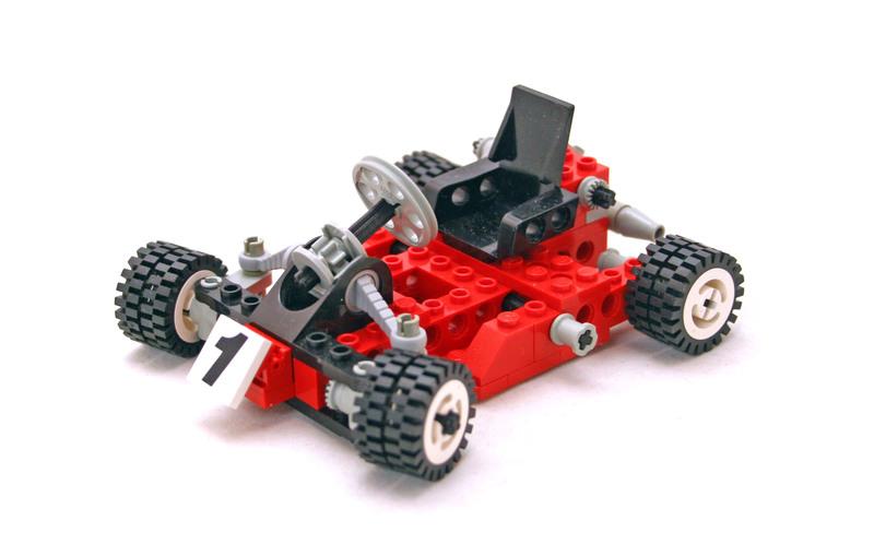 Speedway Bandit - LEGO set #8815-1