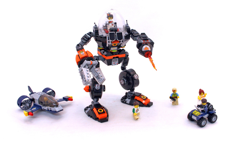 Robo Attack - LEGO set #8970-1