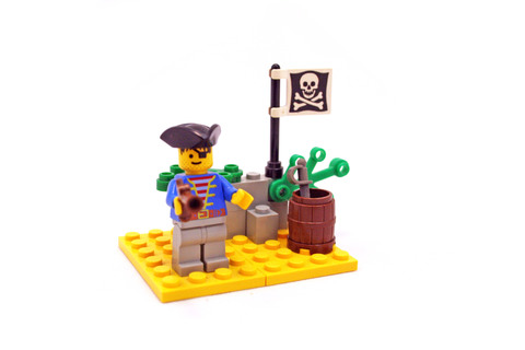 Pirate Lookout - LEGO set #1464-1
