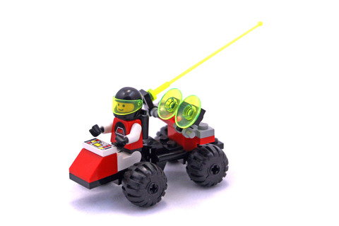 Mobile Satellite Up-Link - LEGO set #1478-1