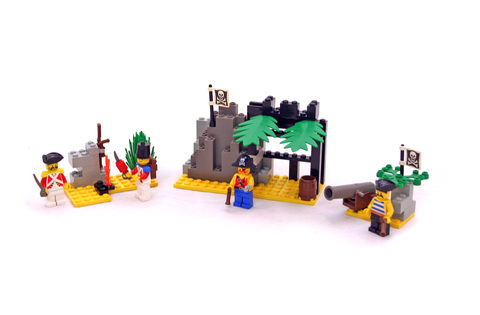 Barnacle Bay Value Pack - LEGO set #1729-1