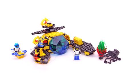Sea Claw 7 - LEGO set #1822-1