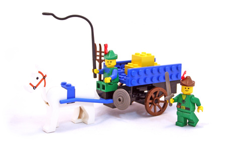 Crusader's Cart - LEGO set #1877-1