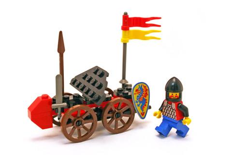 Battering Ram - LEGO set #1971-1