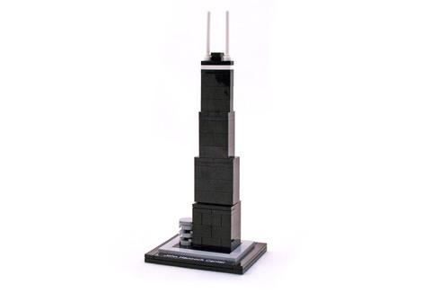 John Hancock Center - LEGO set #21001-1