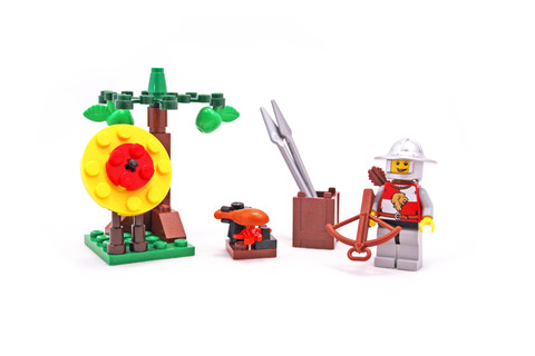 Target Practice - LEGO set #30062-1