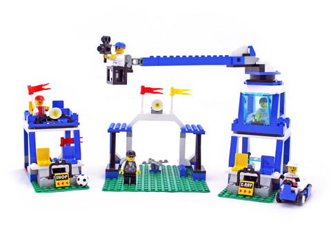 Super Sports Coverage - LEGO set #3408-1