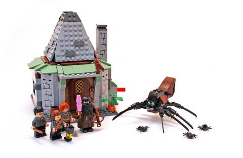 Hagrid's Hut - LEGO set #4738-1