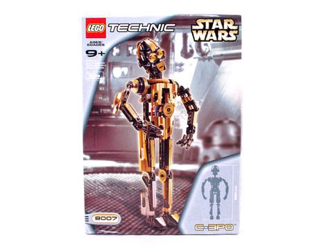 C-3PO - LEGO set #8007-1