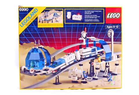Monorail Transport System - LEGO set #6990-1 (NISB)