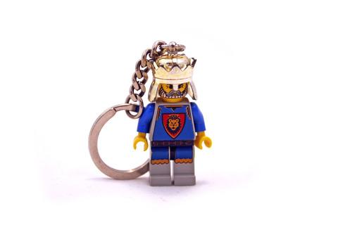 King Leo Key Chain - Knights Kingdom