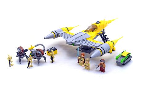 Naboo Starfighter - LEGO set #75092-1