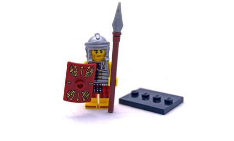 Roman Soldier - LEGO set #8827-10