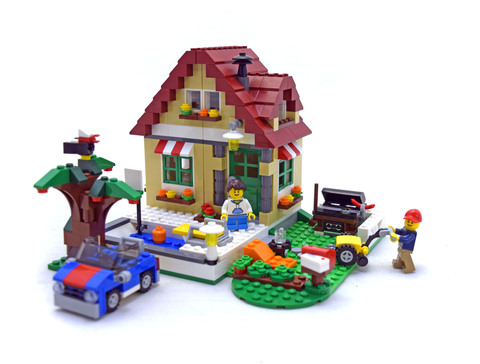 Changing Seasons - LEGO set #31038-1