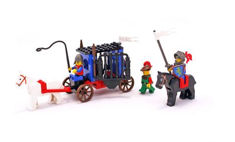Dungeon Hunters - LEGO set #6042-1