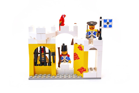 Broadside's Brig - LEGO set #6259-1
